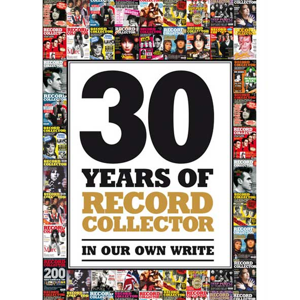 30 Years OF Record Collector Hardback Book