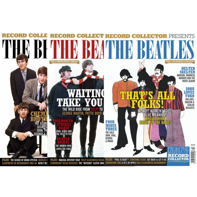 The Beatles Series Bundle