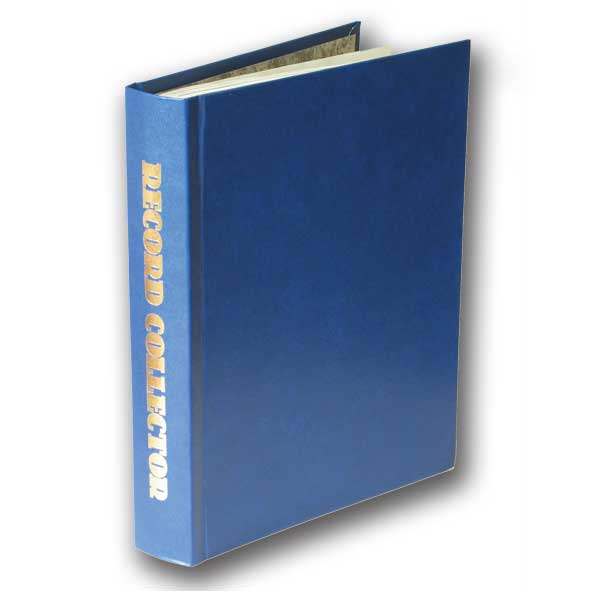 Record Collector Binder