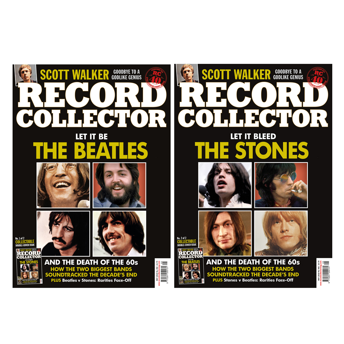 RC May Bundle: Beatles & Stones