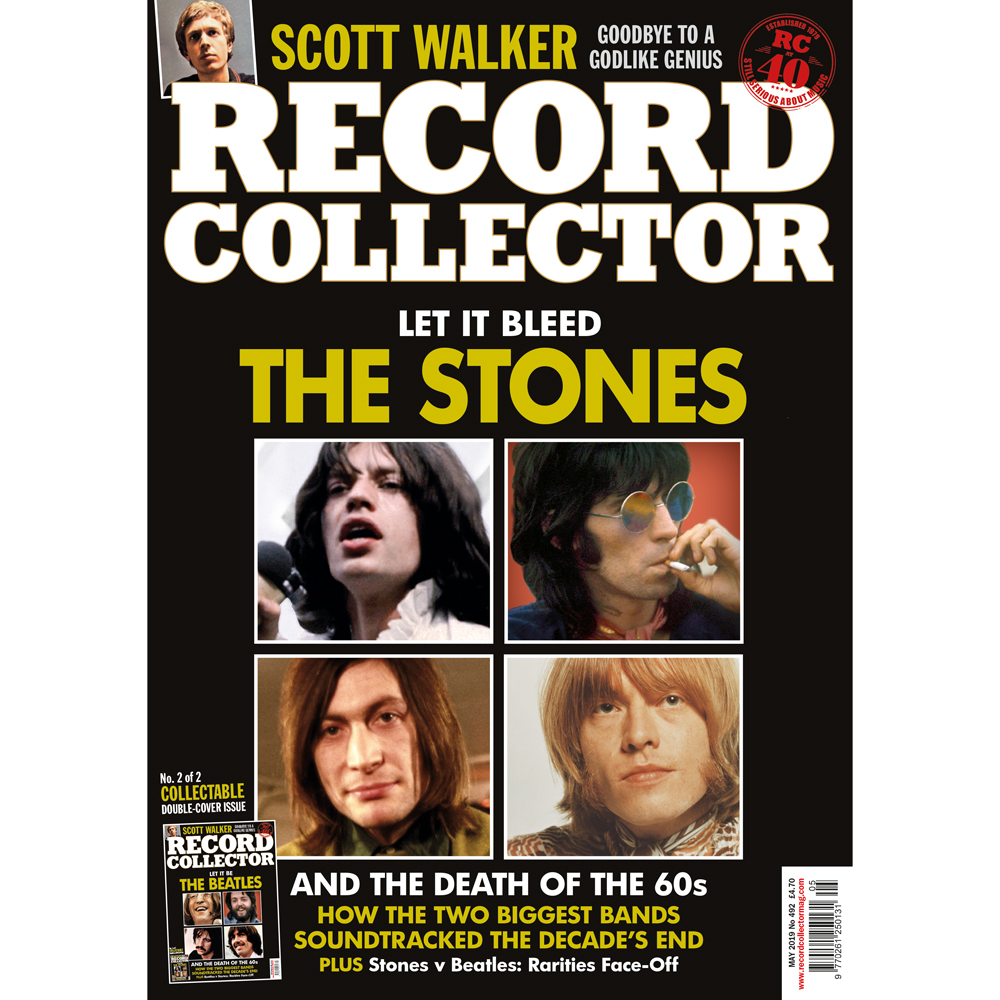 RC May 19 Stones: Alternative Front Cover