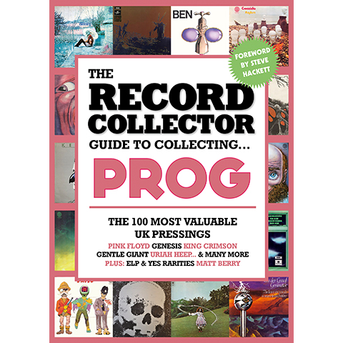 The Record Collector Guide to Collecting...PROG