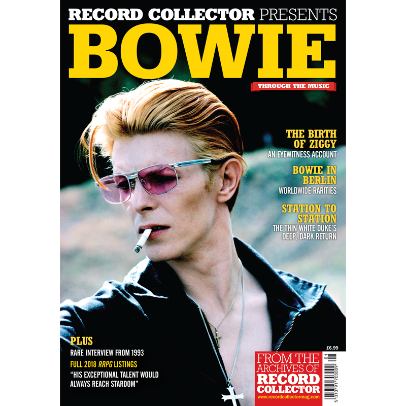 RC Special - Bowie: Through The Music