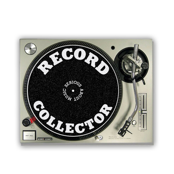 Record Collector Slip mat