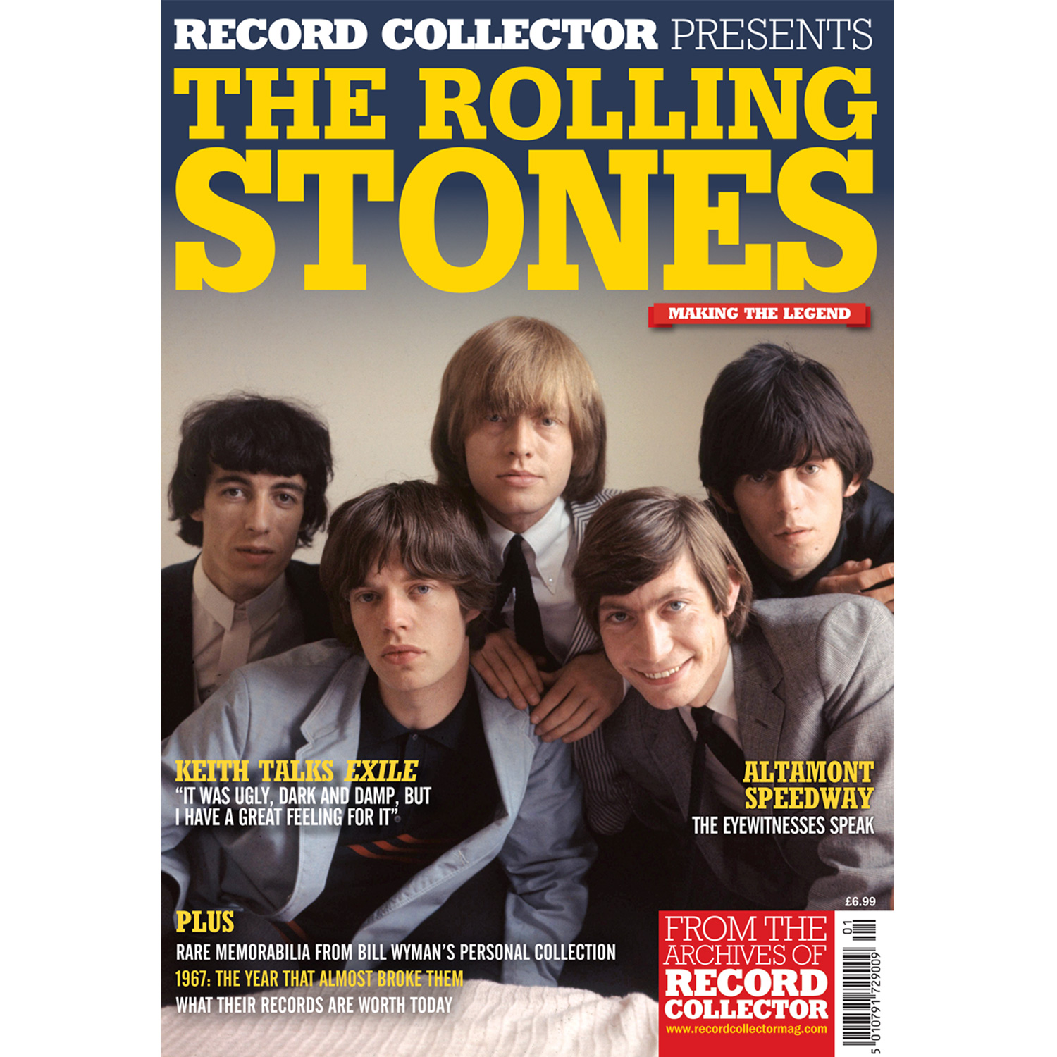 RC Special - The Rolling Stones: Making The Legend