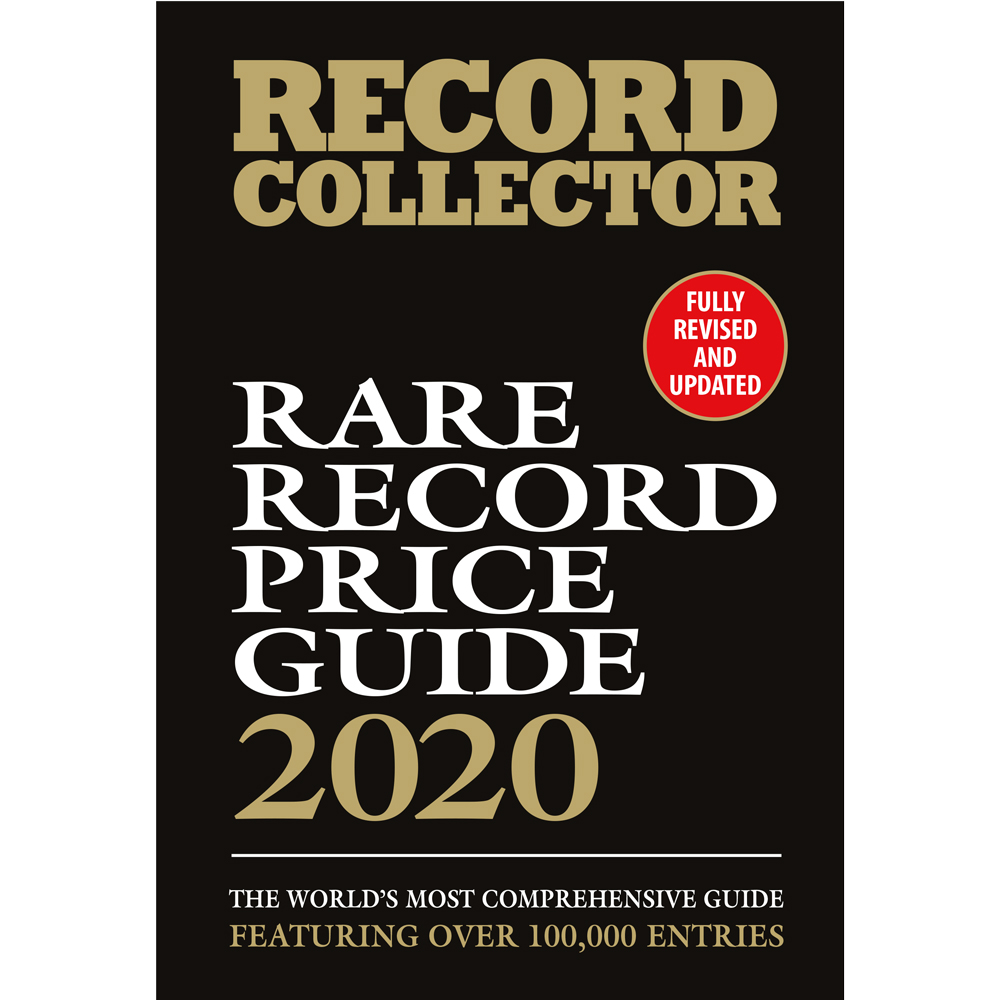 Rare Record Price Guide 2020 Softback
