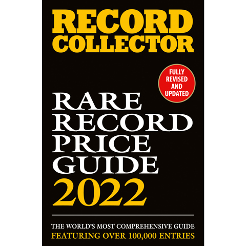 Rare Record Price Guide 2022 Softback