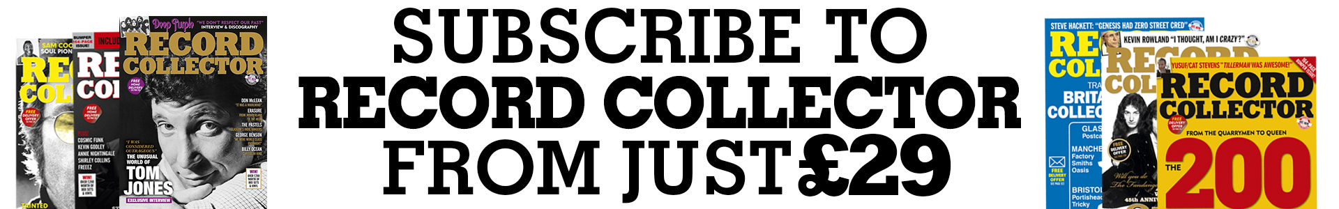 Subscribe to Record Collector