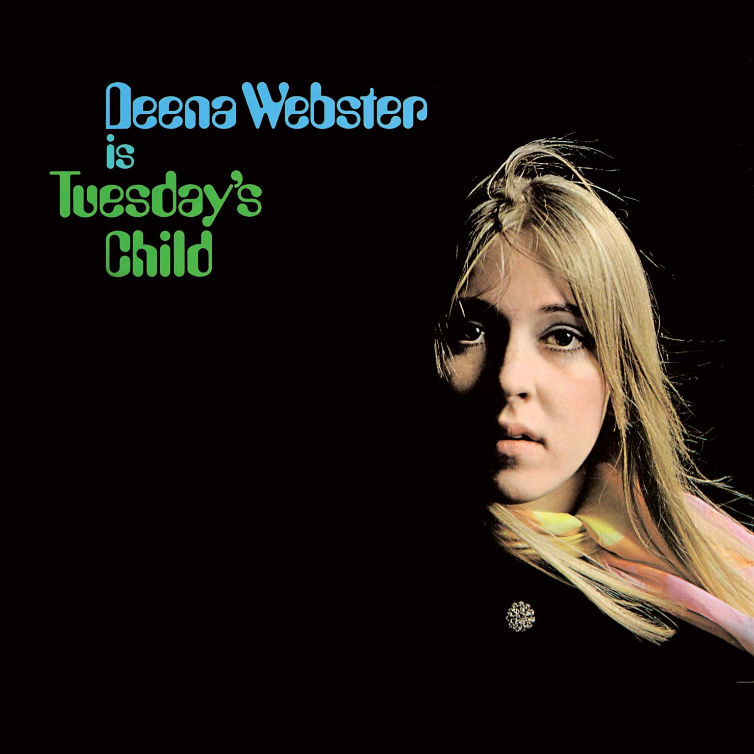 'DEENA WEBSTER IS TUESDAY'S CHILD' LP