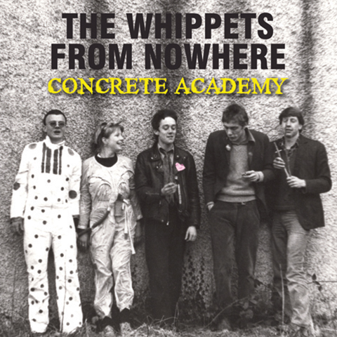 Whippets from Nowhere LP